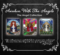Awaken With The Angel Inspiration Angel Cards Elizabeth Marie emariegallery.com